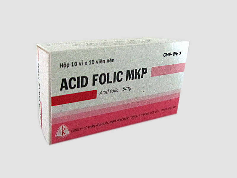 Acid folic MKP