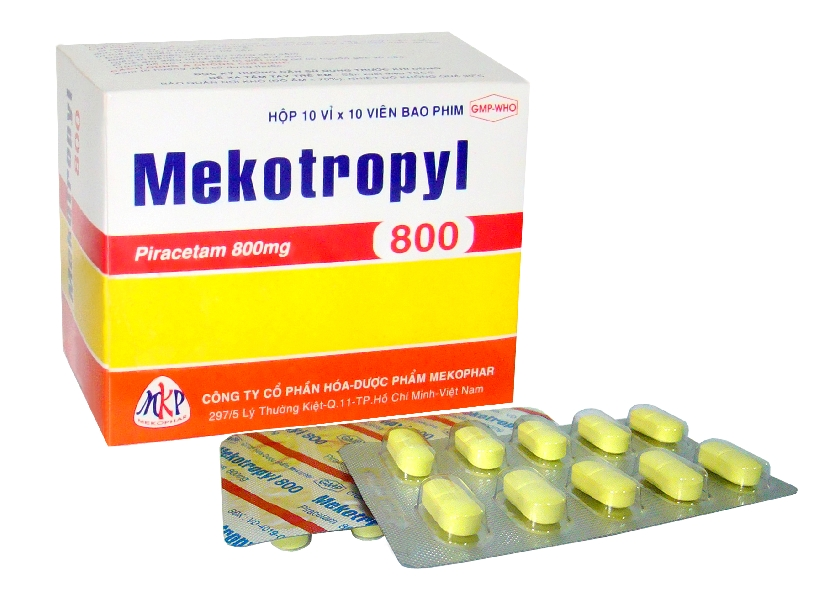 Mekotropyl 800mg