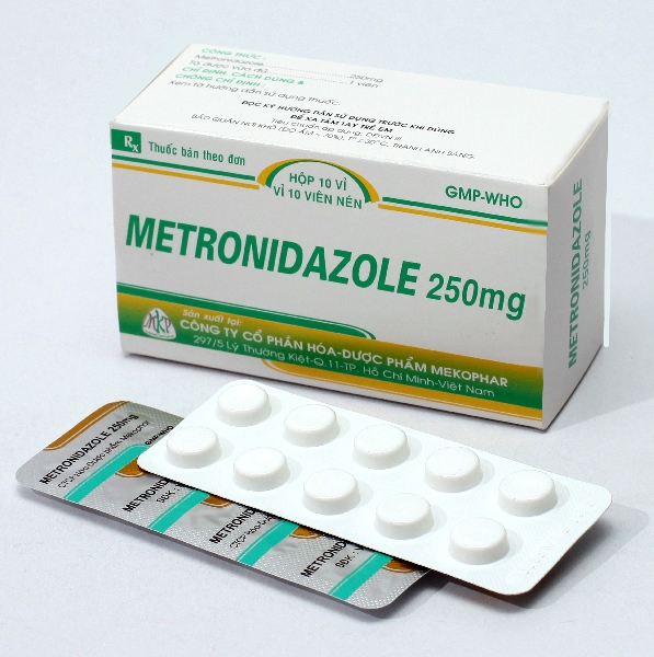 Metronidazole 250mg